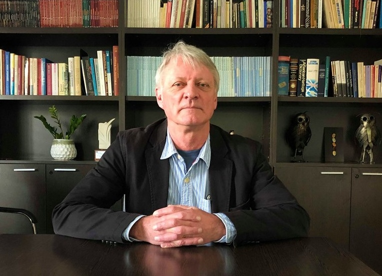 Peter van der Borgh Venus Minerals