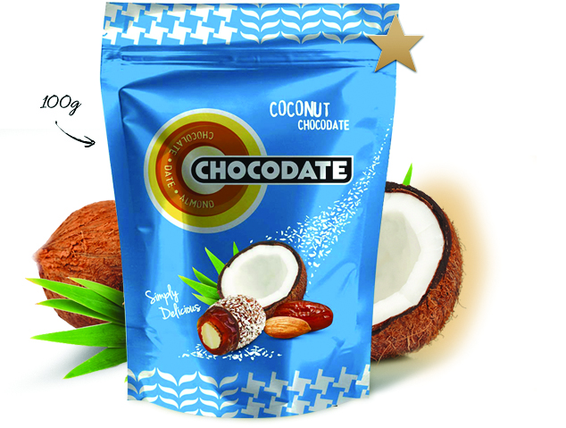 Coconut Chocodate