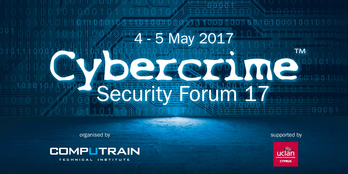 Cybercrime Security Forum 1200 X 600